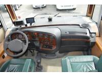 2005 CARTHAGO M-LINER 52 MOTORHOME 2 BERTH LHD 4 TRAVELLING SEATS LEFT HAND DRIV