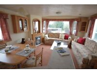 CHEAP STATIC CARAVAN FOR SALE AT SANDY BAY (NORTHUMBERLAND)2017 SITE FEES INCLUDED,FINANCE AVAILABLE