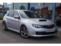 2009 SUBARU IMPREZA 2.5 WRX STI Type UK NAV, LTHR, XENONS and ALLOYS