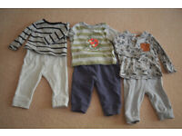 Bundle of baby clothes C (3-6 months)