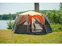 Coleman octagon 8 man tent
