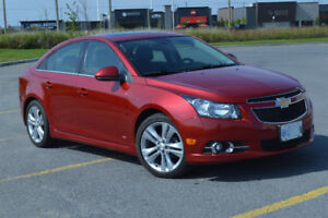 2013 Chevrolet Cruze LT with RS package Sedan