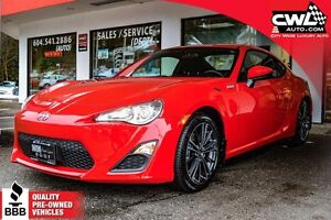 Scion Fr-s Only 2134Km's / 6spd Manual 2016