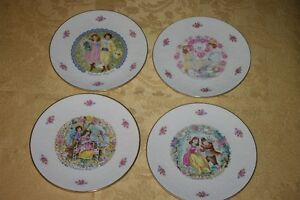 Assiette de collection RoyalDoulton pour la Saint Valentin