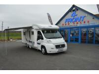 2008 MCLOUIS TANDY 650 MOTORHOME FIAT DUCATO 3.0 DIESEL 160 BHP 6 SPEED MANUAL G