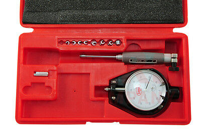 Shars 0.24-0.4 Dial Bore Gauge Gage .0001 Engine Cylinder Measuring Hole New