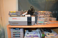 nintendo,super nintendo, n64, gamecube systems and games