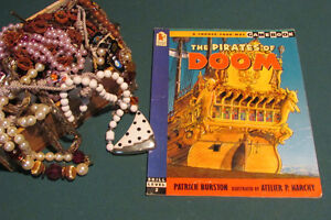 """THE PIRATES OF DOOM """" a choose your way game book"""""""