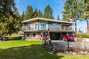 48 Strougler Road, Enderby - Beautiful Private 1.8 Acre Lot