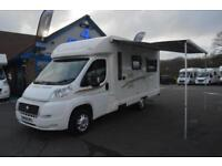 2008 SWIFT SUNTOR 580PR 35 MULTIJET 2.2 DIESEL MANUAL 2 BERTH MOTORHOME MOTOR C
