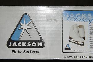 Figure Skates - Ladies size 5 C, Jackson Classique Peterborough Peterborough Area image 4