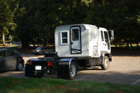 Driver with Truck to haul your RV - North or South