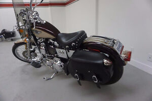 95th Anniversary Custom All Chromed with 988 miles As New