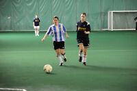 STILL SPACES AVAILABLE FOR INDOOR SUMMER SOCCER COED/LADIES