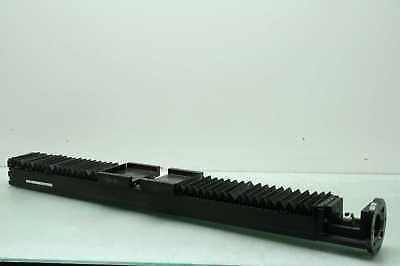 Thk Kr46 Linear Actuator Linear Precision Ball Screw 470mm Travel 2 Blocks