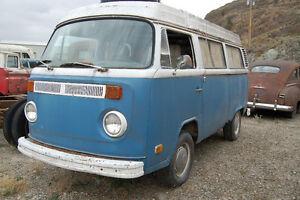 1973 Volkswagen Westfalia  Van