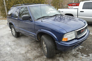 2005 GMC Jimmy SUV, Crossover