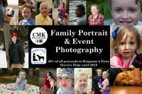 Portrait & Event Photographer