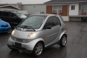 Smart fortwo 2dr Cpe 2006