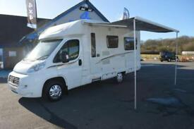 2008 SWIFT LIFESTYLE 580PR MOTORHOME FIAT DUCATO 2.3 DIESEL 6 SPEED MANUAL 2 BER