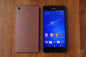 Sony Xperia Z3 Unlocked 16GB and Case - MINT CONDITION!!!  $350