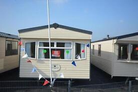 Static Caravan Dymchurch Kent 3 Bedrooms 8 Berth Cosalt Baysdale 2005 New Beach