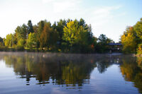 Last minute special waterfront 2 bdr cottage this Thanksgiving