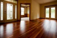HARDWOOD FLOORING EXPERTS - CALL NOW FOR FREE ESTIMATES !