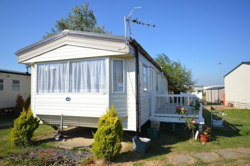 Static Caravan Steeple, Southminster Essex 2 Bedrooms 4 Berth ABI Brisbane 2005