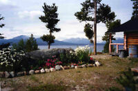Charlotte Lake Cabins and Camping, Chilcotin Region, BC