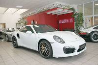 Porsche 911 991 Turbo S Glasdach, Burmester, Keyless,LED