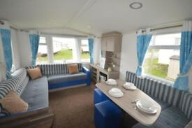 Static Caravan Dymchurch Kent 3 Bedrooms 8 Berth Swift Burgundy 2013 New Beach