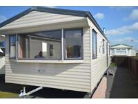 Static Caravan Dymchurch Kent 2 Bedrooms 6 Berth Willerby Rio 2009 New Beach