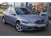 2008 JAGUAR X TYPE 2.0d SE 2009 NAV, LEATHER and BLUETOOTH