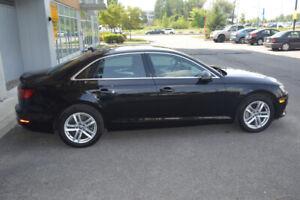 2017 Audi A4 Komfort Sedan