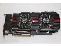 ASUS Nvidia GTX 670 2GB Graphics Card