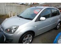 2007 FORD FIESTA 1.25 Zetec 5dr [Climate]