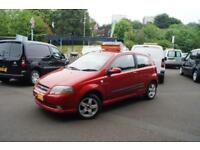 CHEVROLET KALOS SX Red Manual Petrol, 2006