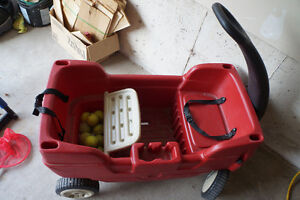 Step 2 Red Wagon Kitchener / Waterloo Kitchener Area image 1