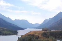 Seasonal Hospitality Positions Available in Waterton, AB.