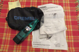 New Dremel 760-04 Two-Speed Cordless Golf Cleaning Rotary Tool