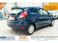 243339f3cc8369 2014 14 FORD FIESTA 1.6 ECONETIC TDCI CAR DERIVED VAN CHOICE OF 5 AVAILABLE