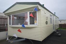 Static Caravan Dymchurch Kent 3 Bedrooms 8 Berth Willerby Vacation 2007 New