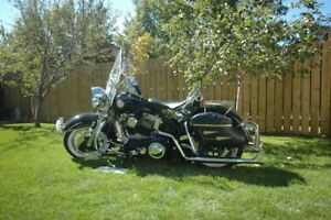 Elvis Presley 2007 Limited Edition Motorcycle. Never Titled