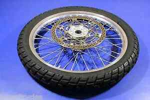 DRZ S front wheel Wanted