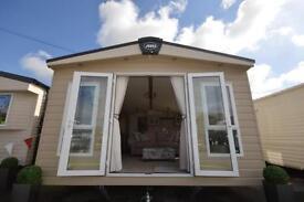 Static Caravan Nr Fareham Hampshire 2 Bedrooms 6 Berth ABI Beaumont 2017 Solent
