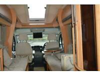2011 AUTO-TRAIL TRACKER EKS MOTORHOME CAMPERVAN FIAT DUCATO 3.0 DIESEL 160 BHP A