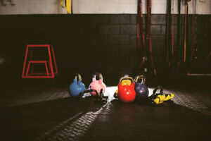 Competition kettle bells for sale