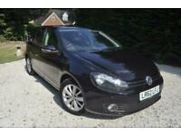 2012 Volkswagen Golf 1.6 TDi 105 BlueMotion Tech Match 5dr HATCHBACK Diesel Manu