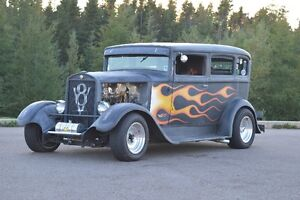 1931 Chrysler Rat Rod, SBC,Chopped